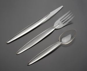 Transparent Disposable Wholesale Plastic Cutlery pictures & photos