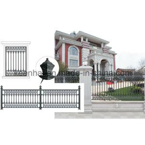 Outdoor Durable Aluminum Garden Fence Panel for Villa pictures & photos