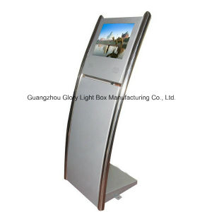 WiFi 42 Inch Floor Stand LCD Advertising Display pictures & photos