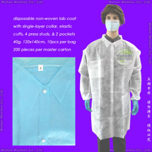Disposable Doctor Coat pictures & photos