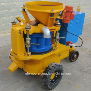 Rotor Type Small Shotcrete Machine for Construction Fields pictures & photos