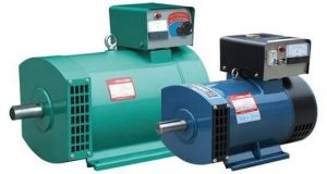 Stc Series Alternator Three-Phase Diesel Generator with 100% Copper pictures & photos