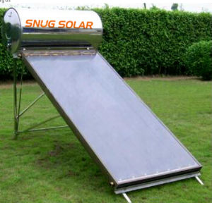 High Efficiency Low Emittance Flat Plate Solar Collector pictures & photos