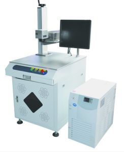 3W UV Laser Marking Equipment for Metal and Nonmetal Materials pictures & photos