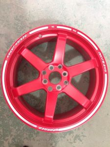 Rays Alloy Rim (SRTE37) pictures & photos