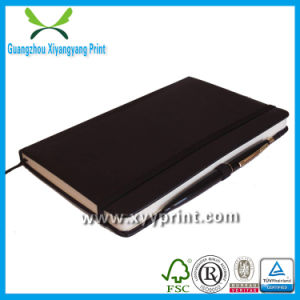 Factory Custom Made Recyclable Paper Hardcover Notebook Wholesale pictures & photos