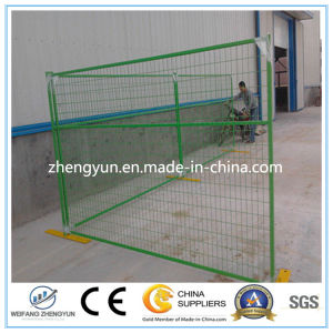 PVC Coated Temporary Fence, Construction Fence pictures & photos