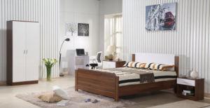 Ikea High Gloss White Bedroom Wardrobe Dresser Set