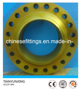 ANSI B16.47 F12cl1 RF Alloy Steel Weld Neck Flanges pictures & photos