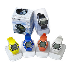 Infrared Sensor Calorie Heart Rate Watch (HRM-2518)