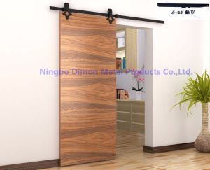 Sliding Barn Door Hardware Dm-Sdu 7205 with Soft Close pictures & photos