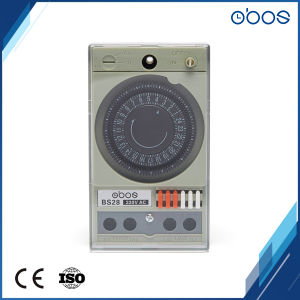 220V Timer Switch Mechanical with Power Outage Memory pictures & photos