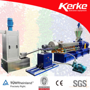 Twin Screw Extruder Granulator of Filler Masterbatch pictures & photos