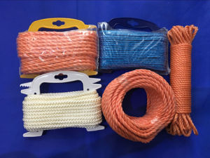PP Braided Rope pictures & photos