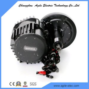 48V 350W BBS01 Electric Bicycle Conversion MID Drive Motor Kit with Battery pictures & photos