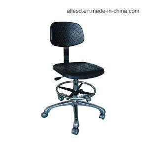 ESD Chair PU Leather Anti Static Cleanroom Chair pictures & photos