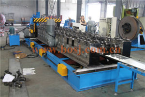 Galvanised Perforated Cable Tray Roll Forming Machine Supplier Philippines pictures & photos