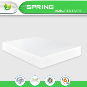 Us Size Premium Terry Cloth Waterproof Mattress Protector pictures & photos