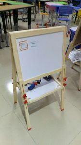 Simple Kids Drawing Board for Classroom (KF-46) pictures & photos