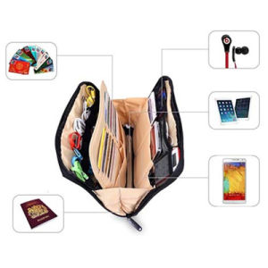 USB Flash Drive Cable Organizer Tablet Case Pouch Sleeve Bag pictures & photos