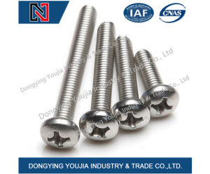Crossrecessed Round Self-Drilling Tapping Screws pictures & photos