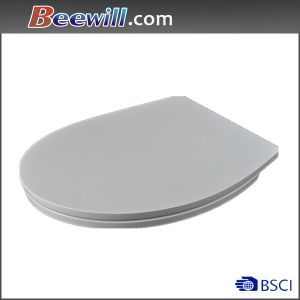 High Qualtiy 100 000 Times Life Cycle White Toilet Seats Cover pictures & photos