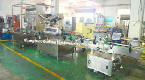 Automatic Steamjet Vacuum Capping Machine for Glass Bottles and Jars pictures & photos