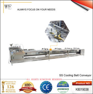 Ss Cooling Belt Conveyor (K8019038) pictures & photos