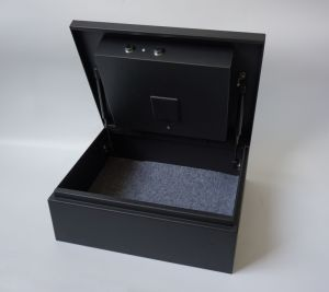 Top Open Electronic Safe Box for Home and Hotel Use pictures & photos