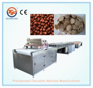 Chocolate Drops Making Machine with CE Certificate pictures & photos