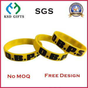 China Wholesale Cheap Silicon/Silicone Rubber Band Factory (KSD-834) pictures & photos