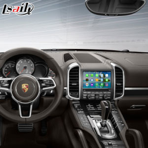 Car Android Navigation Video Interface for Porsche Macan Cayenne Panamera Upgrade Touch Navigation, WiFi, Bt, Mirrorlink, HD 1080P pictures & photos