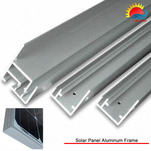 Customed Aluminum Anodized 6063-T5 Solar Panel Frames (NM0110) pictures & photos