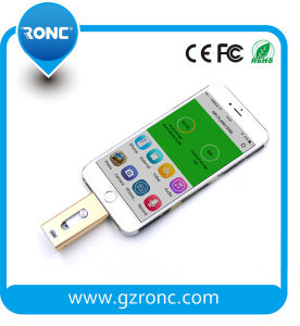 Mobile Accessories 32GB USB OTG Flash Drive for Android and Ios pictures & photos