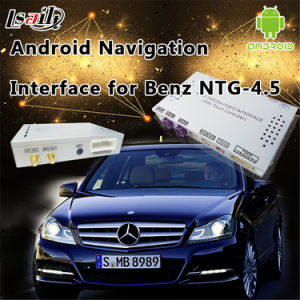 Car Android GPS Navigation Interface for Mercedes-Benz C/E/a/B/Ml/Glk (NTG-4.5) pictures & photos