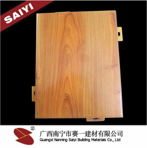 Decorative Aluminum Wall Panels, Used in The Outer Wall of Buildings pictures & photos