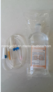 5% Glucose Intravenous 500ml with Infusion Sets pictures & photos