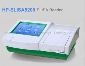 """8 Channels 10.4"""" Touch Screen Elisa Microplate Reader (HP-ELISA5200) pictures & photos"""
