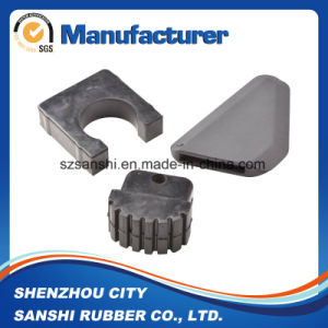Shock Absorption Hard-Hearing Rubber Parts as Ordered pictures & photos