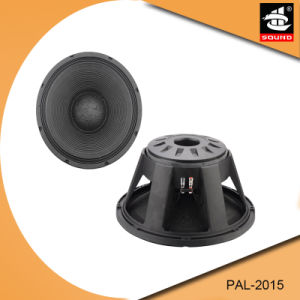 15 Inch Professional Woofer PAL-2015 pictures & photos