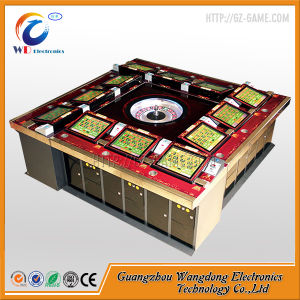High Profitable 8 Players Electric Roulette Casino Game Machine pictures & photos