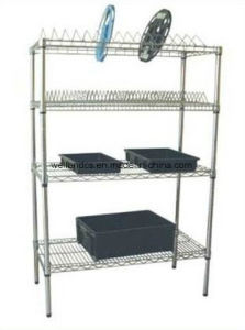 Adjustable Chrome Anti-Static Reel Rack (TR9045140A5-SMT) pictures & photos