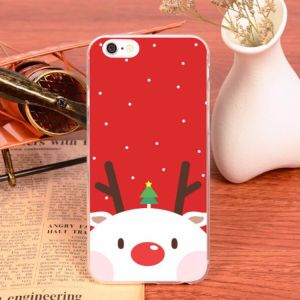 2017 Christmas Gift Merry Christmas TPU Mobile Phone Case for iPhone 8 pictures & photos