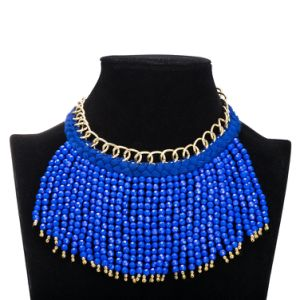 Wholesale Top Quality Handmade Bead Pendant Necklace Jewelry pictures & photos