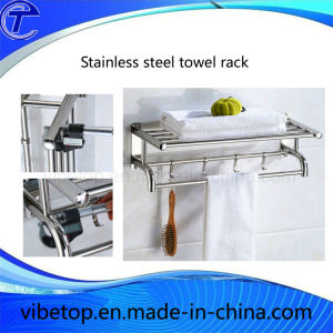 Cheaper Bathroom Stainless Steel Towel Rack pictures & photos