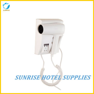 Hotel Bathroom Hair Dryer with 1200W pictures & photos