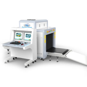 X Ray Scanner X-ray Luggage Scanner for Security Checking pictures & photos