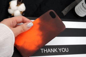 New Launch Thermal Discoloration Phone Cases for iPhone 8 pictures & photos