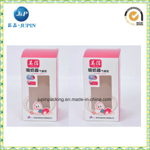 New Fashion Colorful Paper Box with Clear Window (JP-box038) pictures & photos