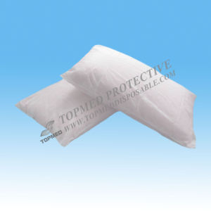 Disposable Plastic Pillow Cover Waterproof for Hospital and Beauty Salon pictures & photos